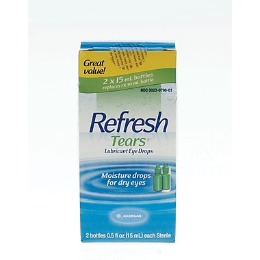 Refresh Tears® Lubricant Eye Drops, 30mL