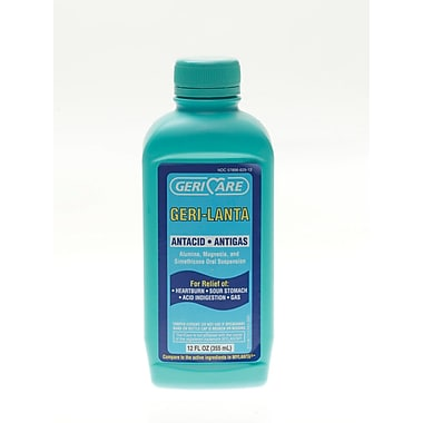 Antacid Regular Strength Liquid, 12 oz