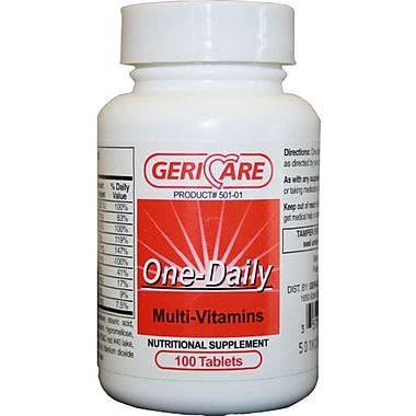 Generic OTC Multi-vitamin Tablets