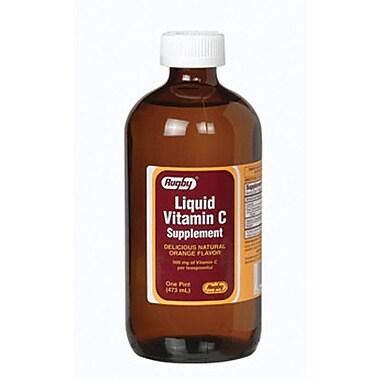 Generic OTC Vitamin C Syrups