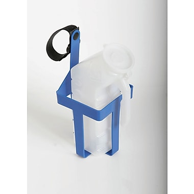 Plg Company Urinal Holders with Velcro® Strap, White, 50/Pack