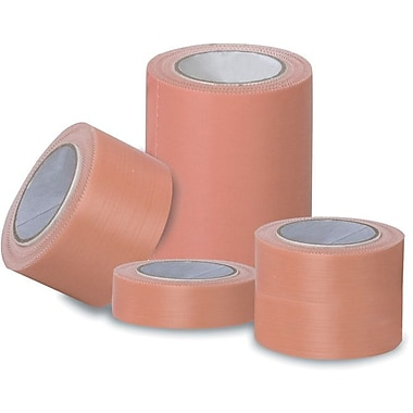 Megazinc Pink™ Adhesive Tapes, 5 yds L x 1/2in. W, 36/Case