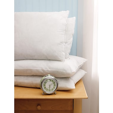 ComfortMed Disposable Pillows, White, 27in. L x 21in. W, Medium weight, 12/Pack