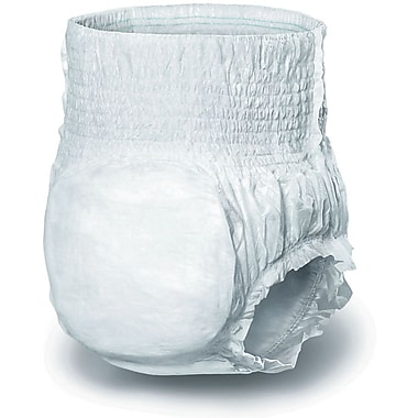 Protection Plus® Classic Protective Underwears, Large, 72/Pack