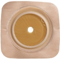 SUR-FIT Natura® Stomahesive® Tan Collar Flexible Skin Barriers, 2 3/4in. Flange Size, 10/Box