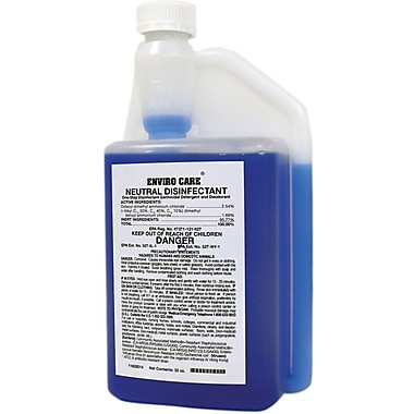 Propel Quaternary Disinfectants, 32 oz, 6/Case