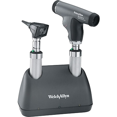 Welch-Allyn Otoscope/Ophthalmoscope Diagnostic Sets