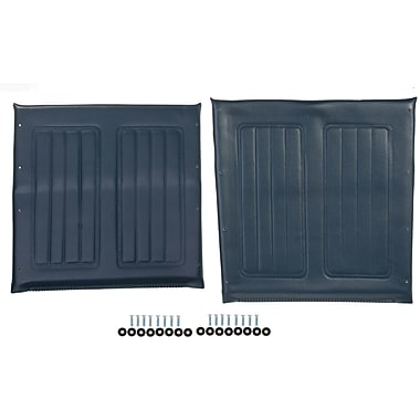 Medline Wheelchair Upholstery Set, Non Bariatric, Narrow Compatible