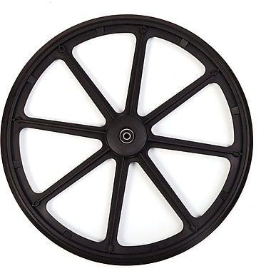 Medline Rear Wheel without Handrim, Non Bariatric, Excel 2000 Wheelchair Compatible