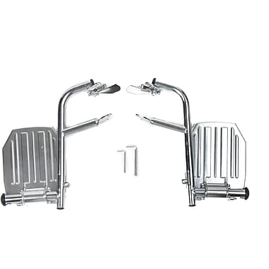 Medline Swing Away Detachable Footrests