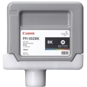 Canon PFI-302BK Black Ink Cartridge (2216B001AA)