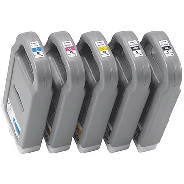 Canon PFI-703 Black Ink Cartridge (2963B003AA), 3/Pack