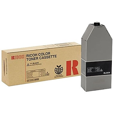 Ricoh Black Toner Cartridge (888340), High Yield