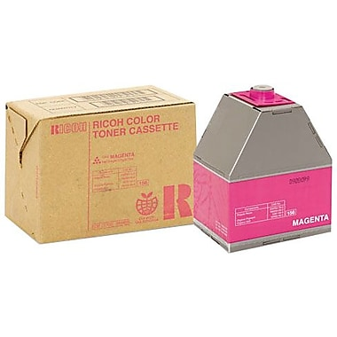 Ricoh Magenta Toner Cartridge (888342), High Yield