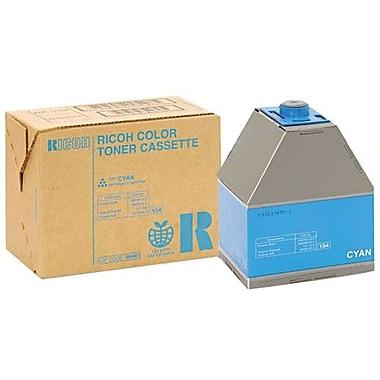 Ricoh Cyan Toner Cartridge (888343), High Yield