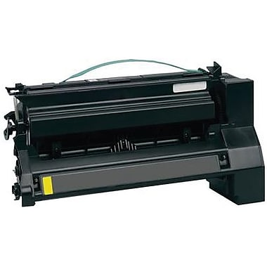 Lexmark C780 Yellow Toner Cartridge (C780A2YG), Standard