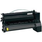 Lexmark Yellow Toner Cartridge (C780A2YG)
