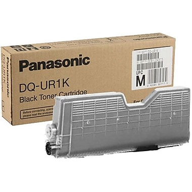 Panasonic Black Toner Cartridge (DQ-UR1K), High Yield
