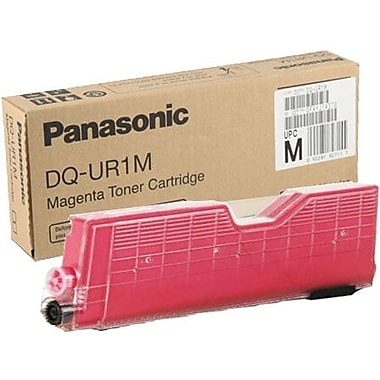 Panasonic Magenta Toner Cartridge (DQ-UR1M), High Yield