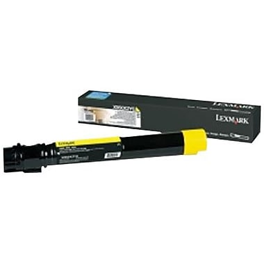 Lexmark X950, X952, X954 Yellow Toner Cartridge, Extra High Yield