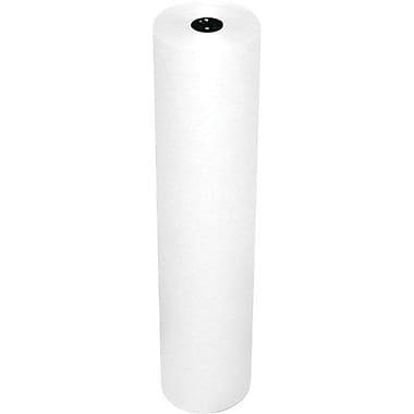 Pacon® Rainbow Kraft Paper Roll, 36in.W x 1000'L, White