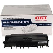 OKI – Cartouche de toner noir 56123401