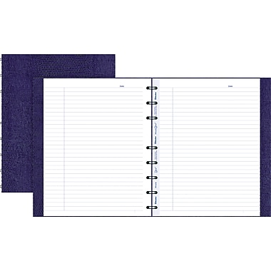 Blueline® MiracleBind Hardcover Notebook, 9-1/4
