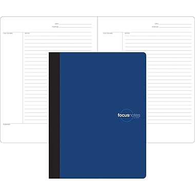 TOPS FocusNotes™ Composition Book, Project Ruled,  9-3/4in. x 7-1/2in.