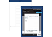 TOPS FocusNotes™ Legal Pad, 8-1/2' x 11-3/4', 50 White Sheets per Pad (77103)