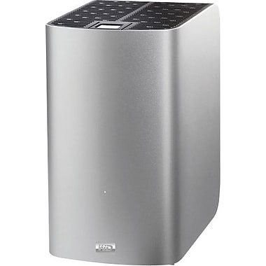 WD My Book Thunderbolt Duo 8TB (2 x 4TB) Desktop Thunderbolt 2-Bay External Hard