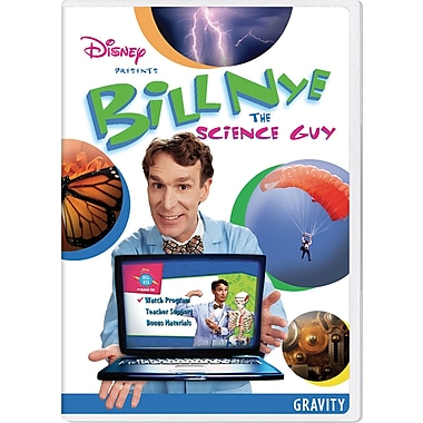 Bill Nye The Science Guy®: Gravity Classroom Edition [DVD]