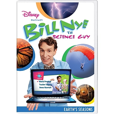 Bill Nye the Science Guy: Earth's Seasons [DVD]