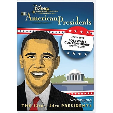 Disney's The American Presidents: 1945-Present Classroom Edition [DVD]