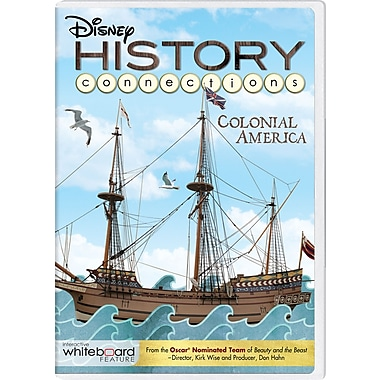 Disney History Connections: Colonial America Classroom Edition [DVD]