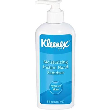 Kleenex Moisturizing Instant Hand Sanitizer, 8 oz.