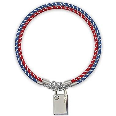 PNY 8GB Flash Drive Charm Bracelet