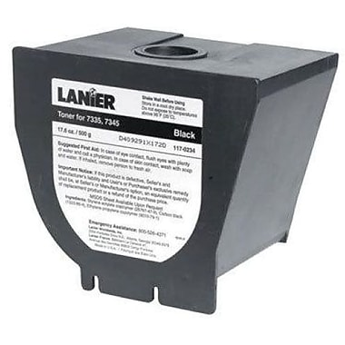 Lanier Black Toner Cartridge (117-0234)