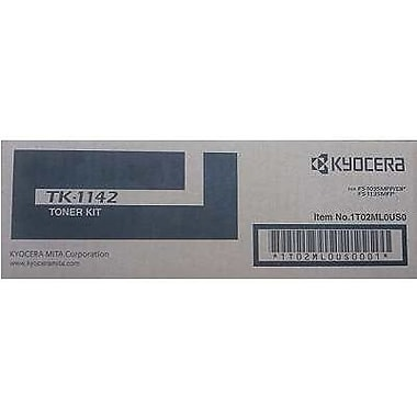 Kyocera Mita TK-1142 Black Toner Cartridge (1T02ML0US0), High Yield