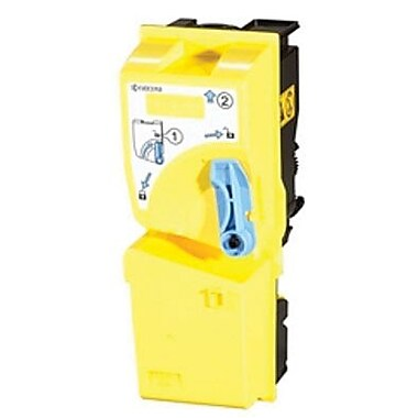Kyocera Mita TK-820Y Yellow Toner Cartridge (1T02HPAUS0)