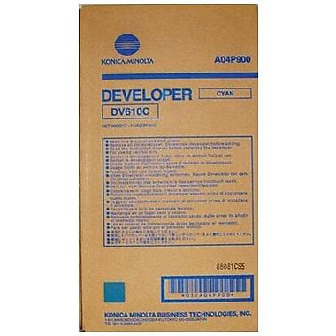 Konica Minolta DV-610C Cyan Developer (A04P900)