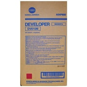 Konica Minolta DV-610M Magenta Developer (A04P800)