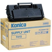 Konica Minolta Black Toner Cartridge (950-704), High Yield