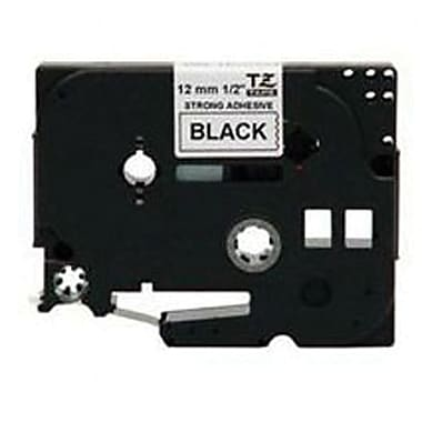 Brother Black on Blue Laminated Tape (TX5311)