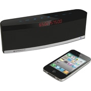 Spracht AURA BluNote 2.0 Speaker System - 4 W RMS - Wireless Speaker(s) - Black
