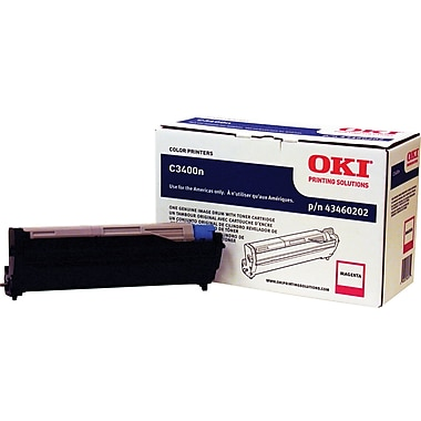 OKI 43460202 Magenta Drum Cartridge