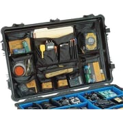 Pelican 1659 Lid Organizer For Use with 1650 Case