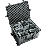 Pelican 1620 Case with Foam, Black