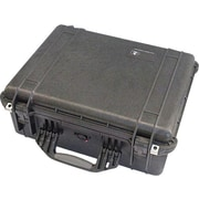 Pelican 1500 Case with Foam, Black