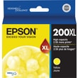 Epson 200 XL Yellow Ink Cartridge (T200XL420), High Yield