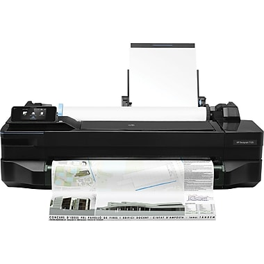 HP® Designjet T120 24in. Wide Format ePrinter